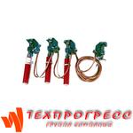 Заземление переносное ПЗРУ-1Н РУ-1кВ (16мм2)