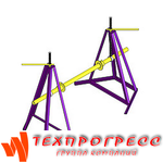 Винтовой кабельный домкрат ДКВ 22-5