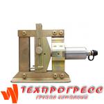 Пресс для гибки токоведущих шин НХ67.98.000