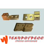 Аппаратный зажим на трансформатор ТМ (ТМГ) 250 кВа