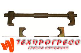 Съемник пружин комплект L-260 (диам. 14мм) ДВИНЗ