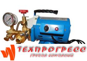 Электрический опрессовщик систем отопления DSY60А