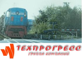 Настил из резиновых панелей для железнодорожного переезда на железобетонных шпалах Ш-1 (с комплектом креплений)