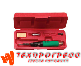 Газовый паяльник с набором аксессуаров ProsKit 1PK-GS003N