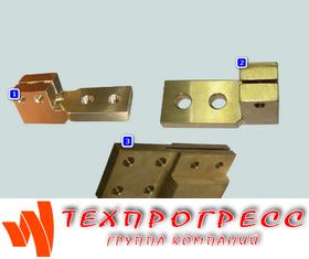 Аппаратный зажим на трансформатор ТМ (Г, З, Ф, ГФ) 1600 кВа