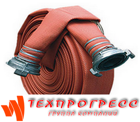 Рукава пожарные Армтекс с двусторонним покрытием