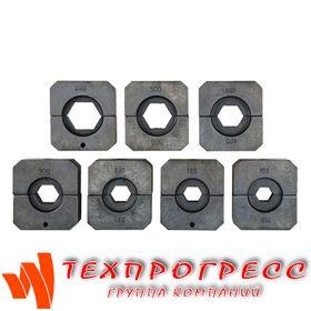 Комплект шестигранных матриц к ПГ-630+