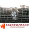 Настил резинокордовый для железнодорожного переезда на деревянных шпалах (с комплектом креплений)